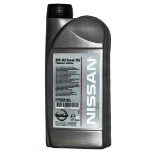 Трансмиссионное масло Nissan MT-XZ 75W-80 (1 л)
