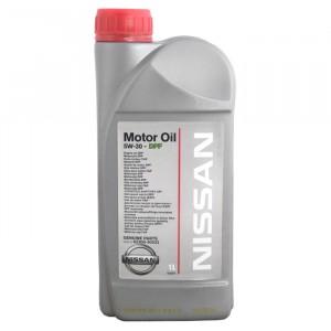 Моторное масло Nissan DPF 5W-30 (1 л)