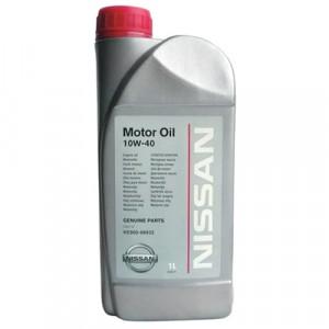 Моторное масло Nissan 10W-40 (1 л)