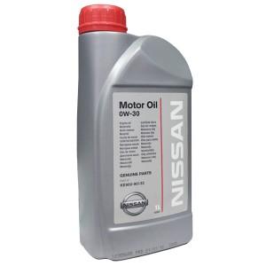Моторное масло Nissan 0W-30 (1 л)