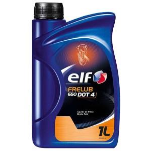 Тормозная жидкость Elf Frelub 650 DOT-4 (1 л)