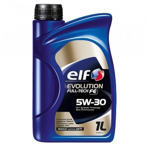Моторное масло Elf Evolution Full-Tech FE 5W-30 (1 л)
