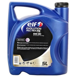 Моторное масло Elf Evolution Full-Tech FE 5W-30 (5 л)