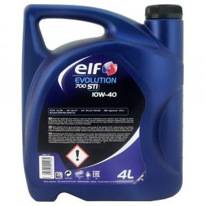 Моторное масло Elf Evolution 700 STI 10W-40 (4 л)