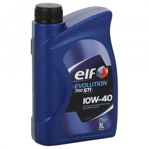 Моторное масло Elf Evolution 700 STI 10W-40 (1 л)
