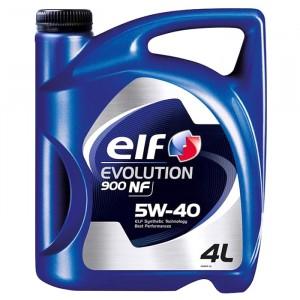 Моторное масло Elf Evolution 900 NF 5W-40 (4 л)