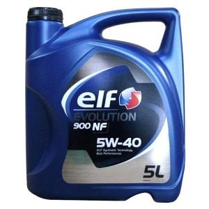 Моторное масло Elf Evolution 900 NF 5W-40 (5 л)