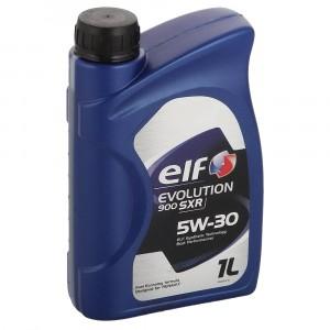 Моторное масло Elf Evolution 900 SXR 5W-30 (1 л)