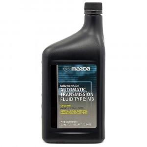 Трансмиссионное масло Mazda ATF M-III (0,946 л)