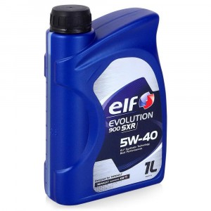 Моторное масло Elf Evolution 900 SXR 5W-40 (1 л)