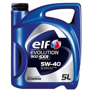 Моторное масло Elf Evolution 900 SXR 5W-40 (5 л)