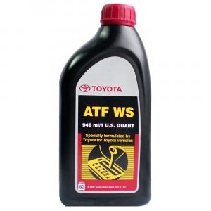 Трансмиссионное масло Toyota ATF WS (0,946 л)
