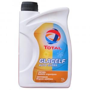Антифриз Total Glacelf Auto Supra, оранжевый (1 л)