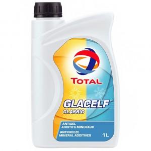 Антифриз Total Glacelf Classic, синий (1 л)