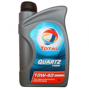Моторное масло Total Quartz 7000 Diesel 10W-40 (1 л)