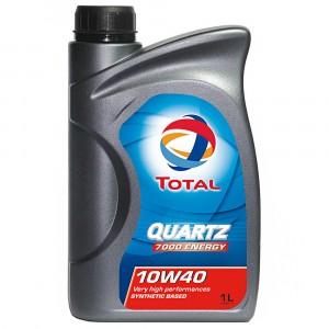 Моторное масло Total Quartz 7000 Energy 10W-40 (1 л)