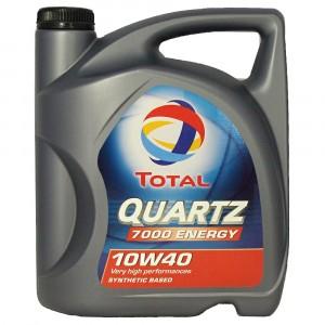 Моторное масло Total Quartz 7000 Energy 10W-40 (4 л)