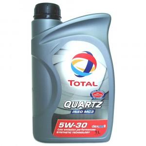 Моторное масло Total Quartz Ineo MC3 5W-30 (1 л)