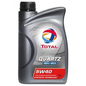 Моторное масло Total Quartz Ineo MC3 5W-40 (1 л)