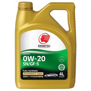 Моторное масло Idemitsu 0W-20 (4 л)
