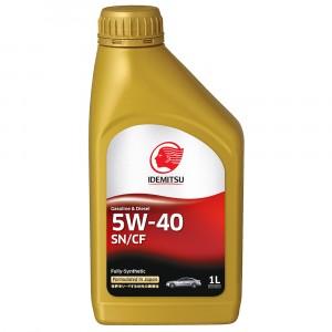 Моторное масло Idemitsu 5W-40 (1 л)