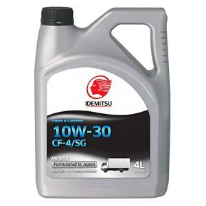 Моторное масло Idemitsu Diesel CF-4/SG 10W-30 (4 л)
