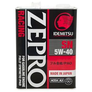 Моторное масло Idemitsu Zepro Racing 5W-40 (4 л)