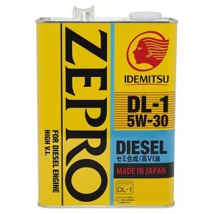 Моторное масло Idemitsu Zepro Diesel 5W-30 (4 л)