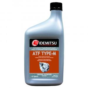 Трансмиссионное масло Idemitsu ATF Type-M (0,946 л)