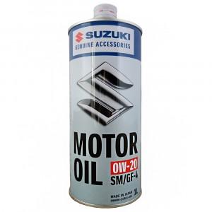 Моторное масло Suzuki 0W-20 (1 л)