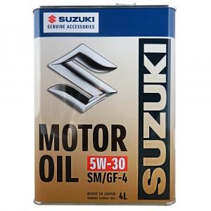 Моторное масло Suzuki 5W-30 (4 л)