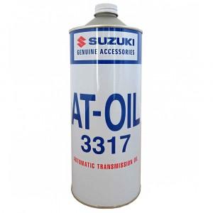 Трансмиссионное масло Suzuki ATF 3317 (1 л)