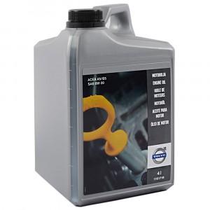 Моторное масло Volvo 0W-30 (4 л)