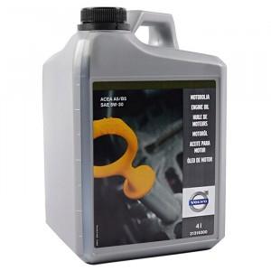Моторное масло Volvo 5W-30 (4 л)