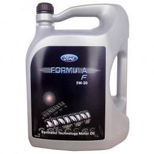 Моторное масло Ford Formula F 5W-30 (5 л)