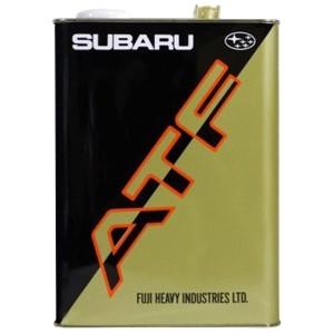 Трансмиссионное масло Subaru ATF 4AT/3AT (4 л)