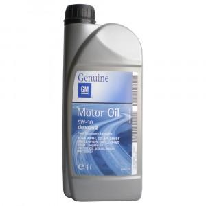 Моторное масло GM Europe Dexos2 1942000 5W-30 (1 л)