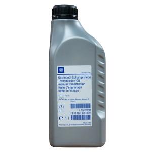 Трансмиссионное масло GM Europe 1940182 MTF Red 75W-85 (1 л)