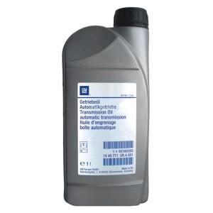 Трансмиссионное масло GM Europe 1940771 ATF AF13/AF17, AF23/AF33 (1 л)