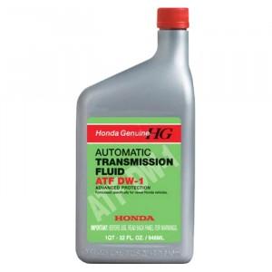 Трансмиссионное масло Honda ATF-DW1 (0,946 л)