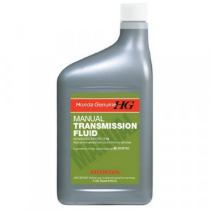 Трансмиссионное масло Honda MTF (0,946 л)