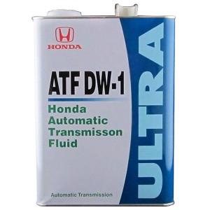 Трансмиссионное масло Honda Ultra ATF DW-1 (4 л)