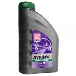Антифриз Лукойл G11, зеленый (1 л)