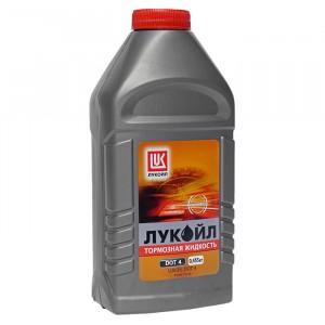 Тормозная жидкость Лукойл DOT-4 (0,5 л)