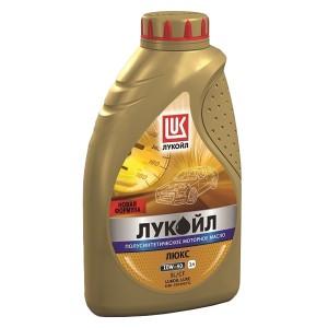 Моторное масло Лукойл Люкс 10W-40 (1 л)