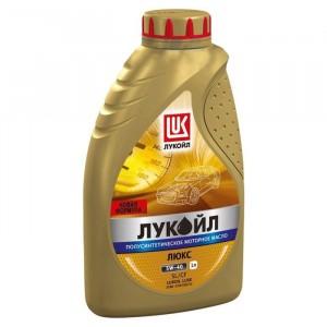 Моторное масло Лукойл Люкс SL/CF 5W-40 (1 л)