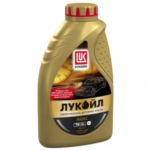 Моторное масло Лукойл Люкс SN/CF 5W-40 (1 л)