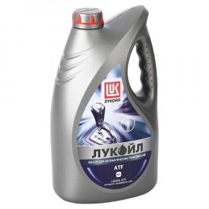 Трансмиссионное масло Лукойл ATF (4 л)
