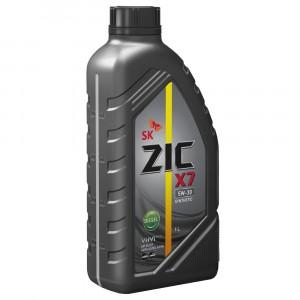 Моторное масло ZIC X7 Diesel 5W-30 (1 л)
