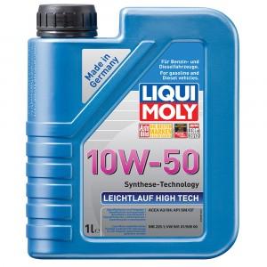 Моторное масло Liqui Moly Leichtlauf High Tech 10W-50 (1 л)